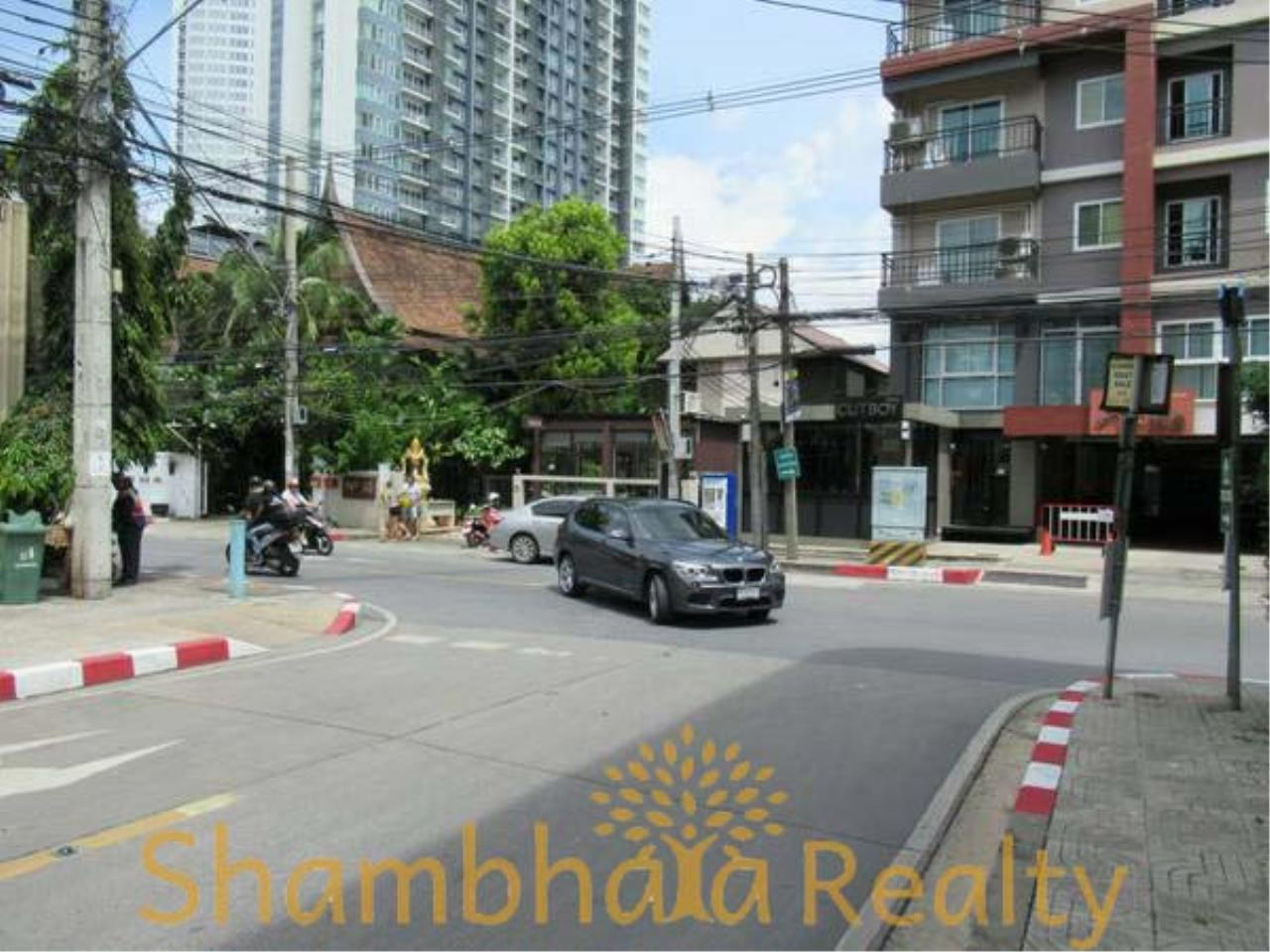 Shambhala Realty Agency's Plus 38 Hip Condominium for Rent in Sukhumvit 38 22