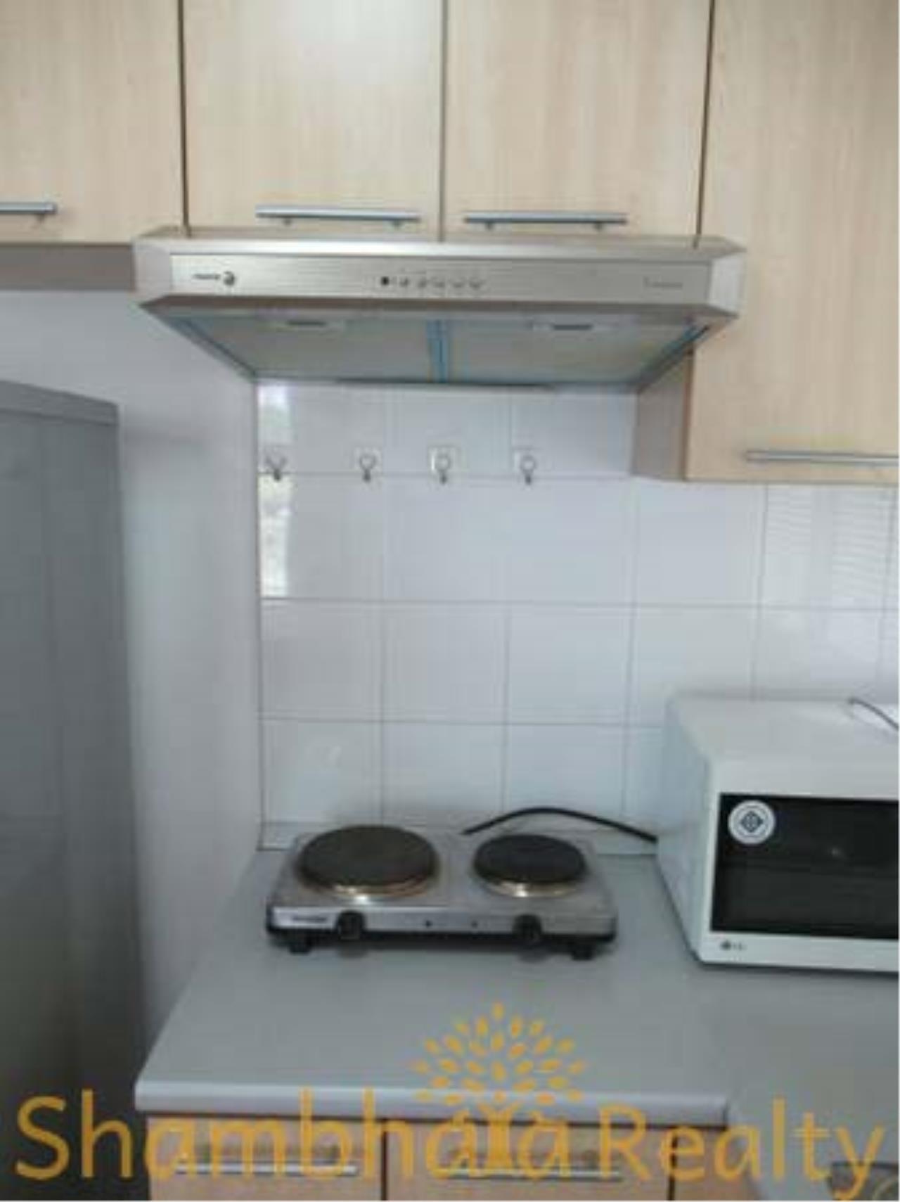 Shambhala Realty Agency's Plus 38 Hip Condominium for Rent in Sukhumvit 38 5