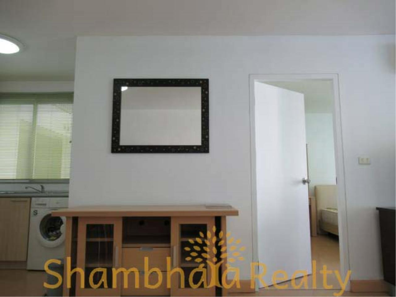Shambhala Realty Agency's Plus 38 Hip Condominium for Rent in Sukhumvit 38 6
