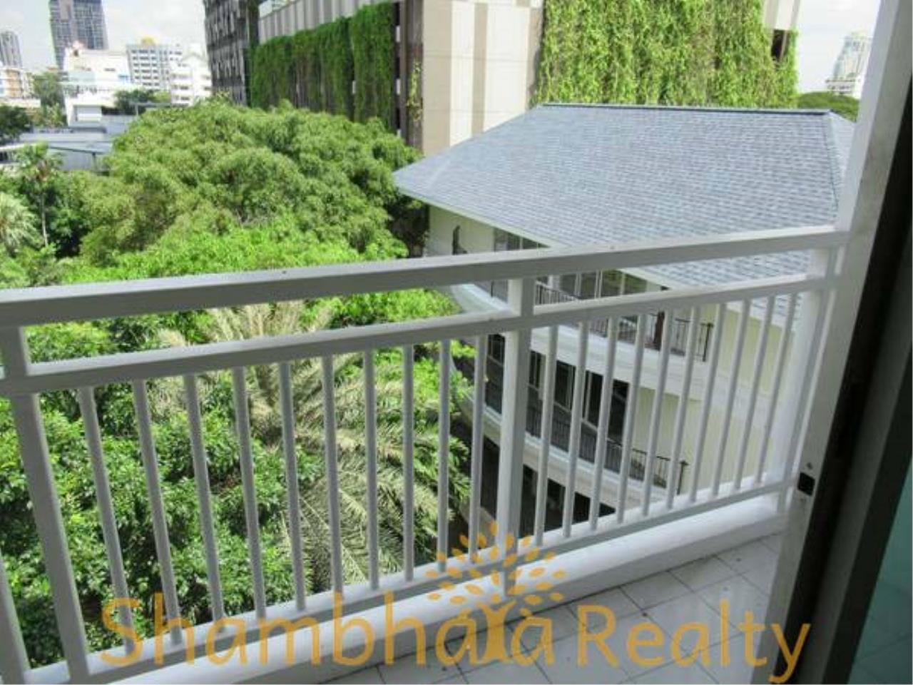 Shambhala Realty Agency's Plus 38 Hip Condominium for Rent in Sukhumvit 38 10
