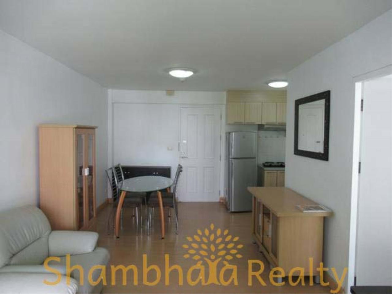 Shambhala Realty Agency's Plus 38 Hip Condominium for Rent in Sukhumvit 38 7