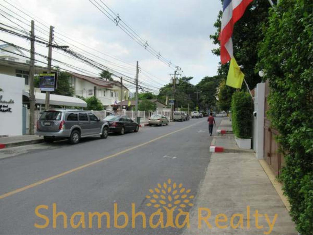 Shambhala Realty Agency's Plus 38 Hip Condominium for Rent in Sukhumvit 38 21