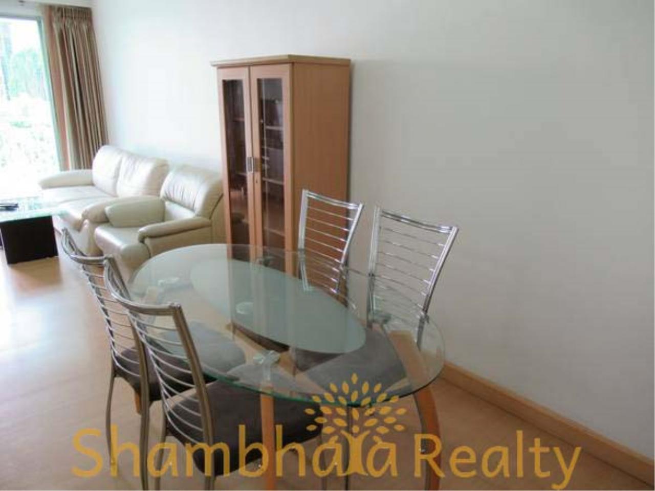 Shambhala Realty Agency's Plus 38 Hip Condominium for Rent in Sukhumvit 38 2