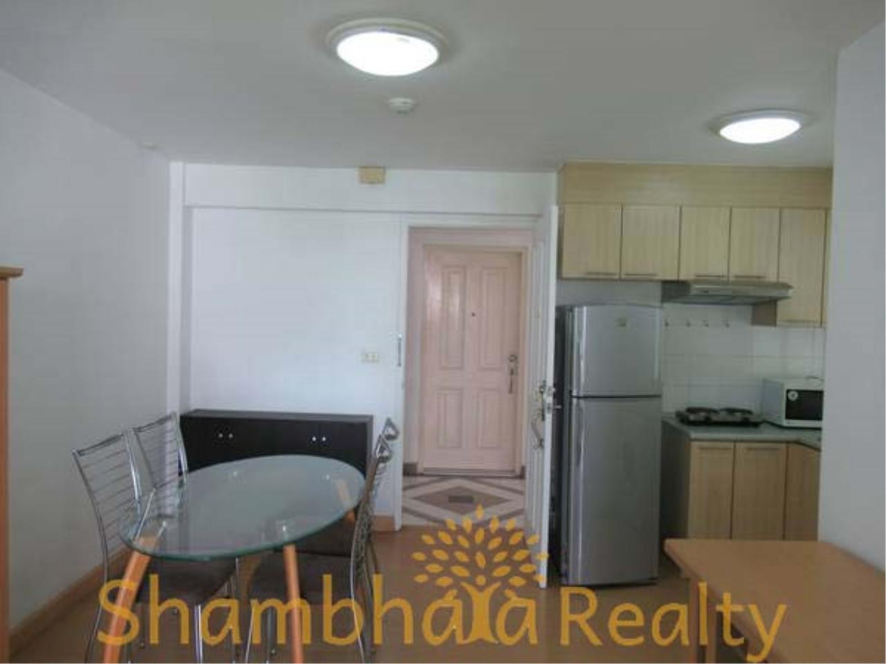Shambhala Realty Agency's Plus 38 Hip Condominium for Rent in Sukhumvit 38 3