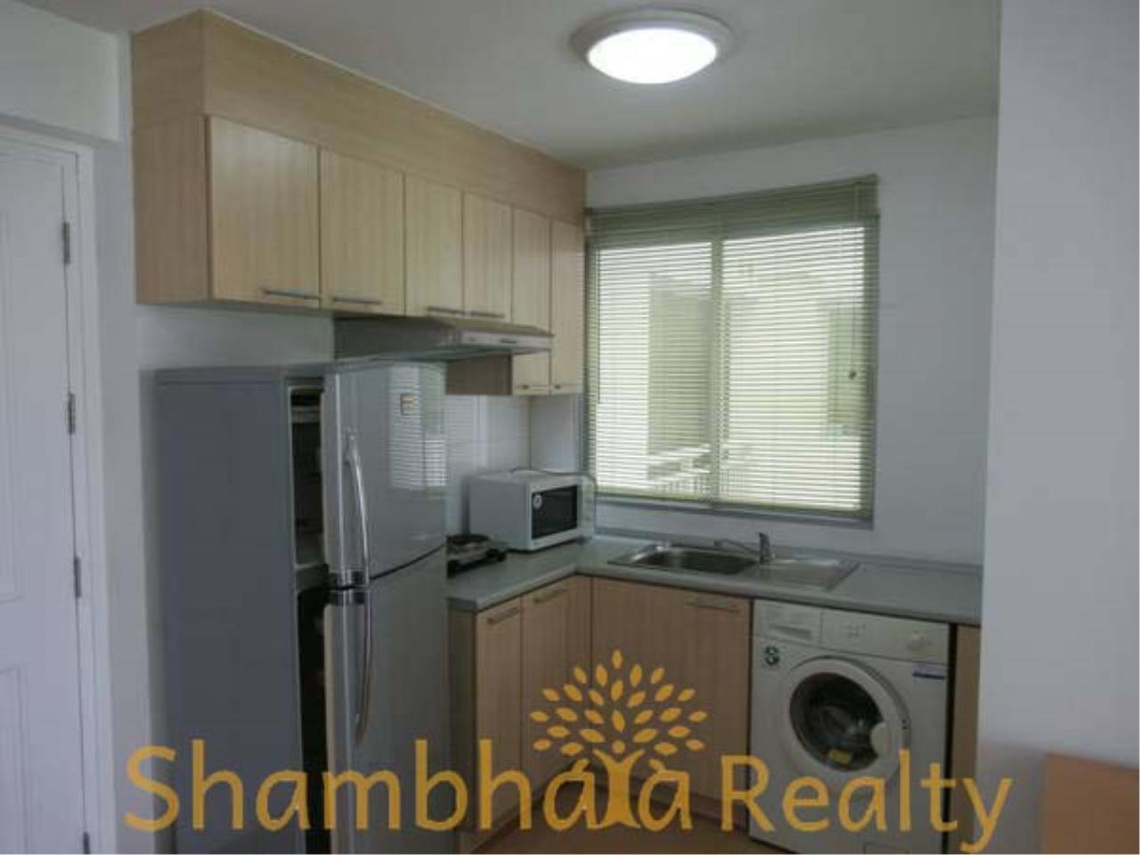 Shambhala Realty Agency's Plus 38 Hip Condominium for Rent in Sukhumvit 38 4