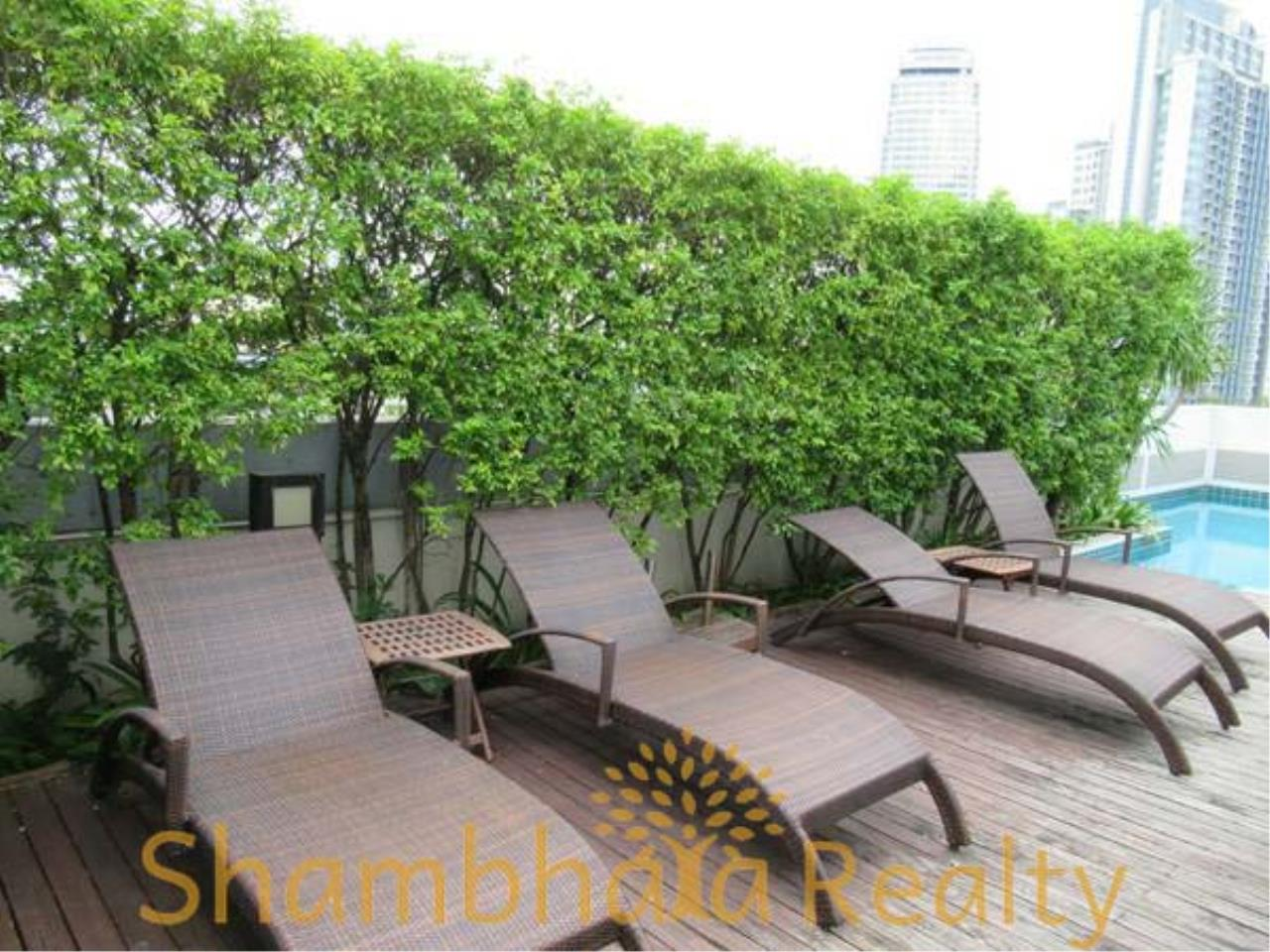 Shambhala Realty Agency's Plus 38 Hip Condominium for Rent in Sukhumvit 38 12