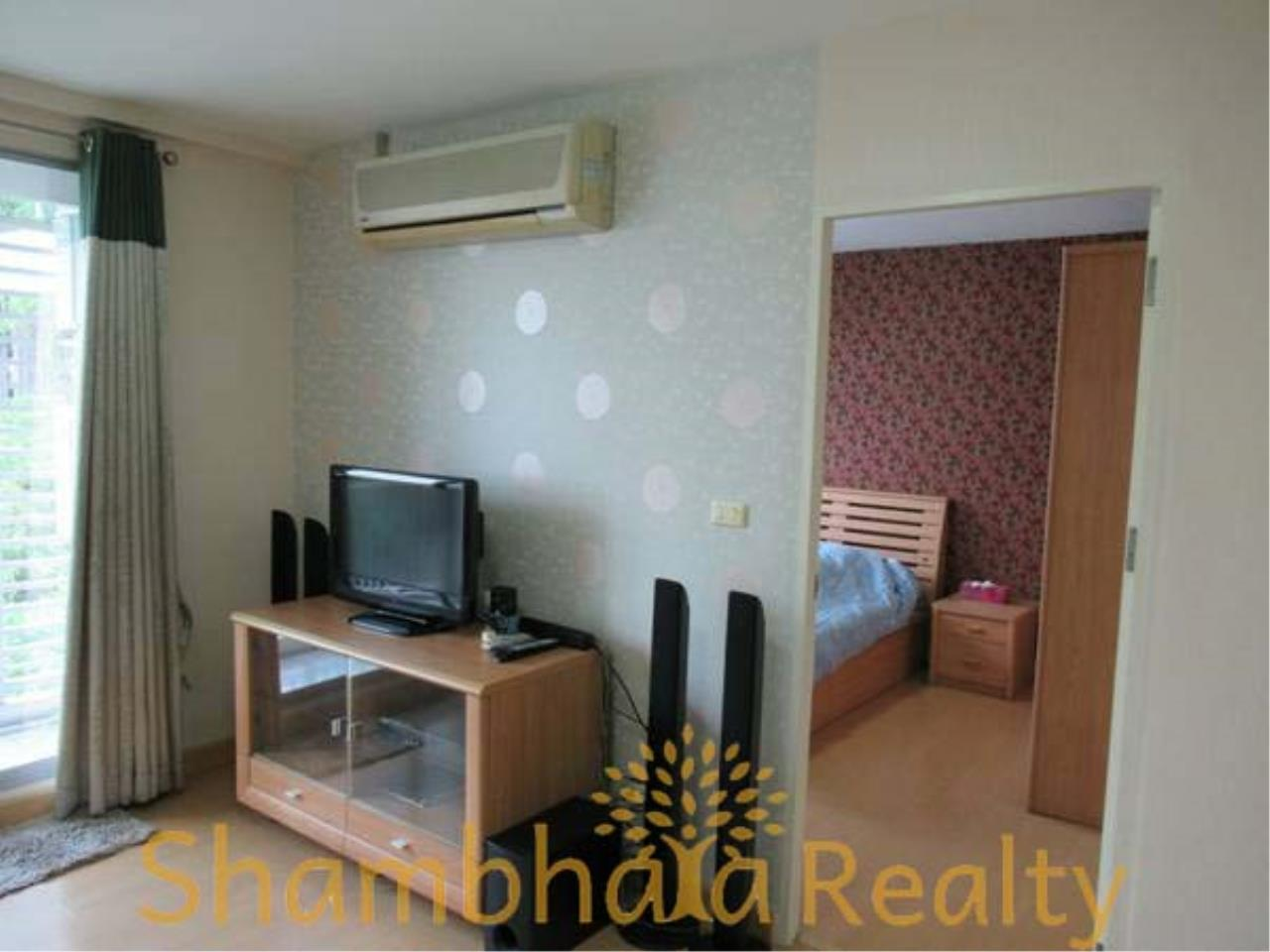 Shambhala Realty Agency's Plus 38 Hip Condominium for Rent in Sukhumvit 38 2