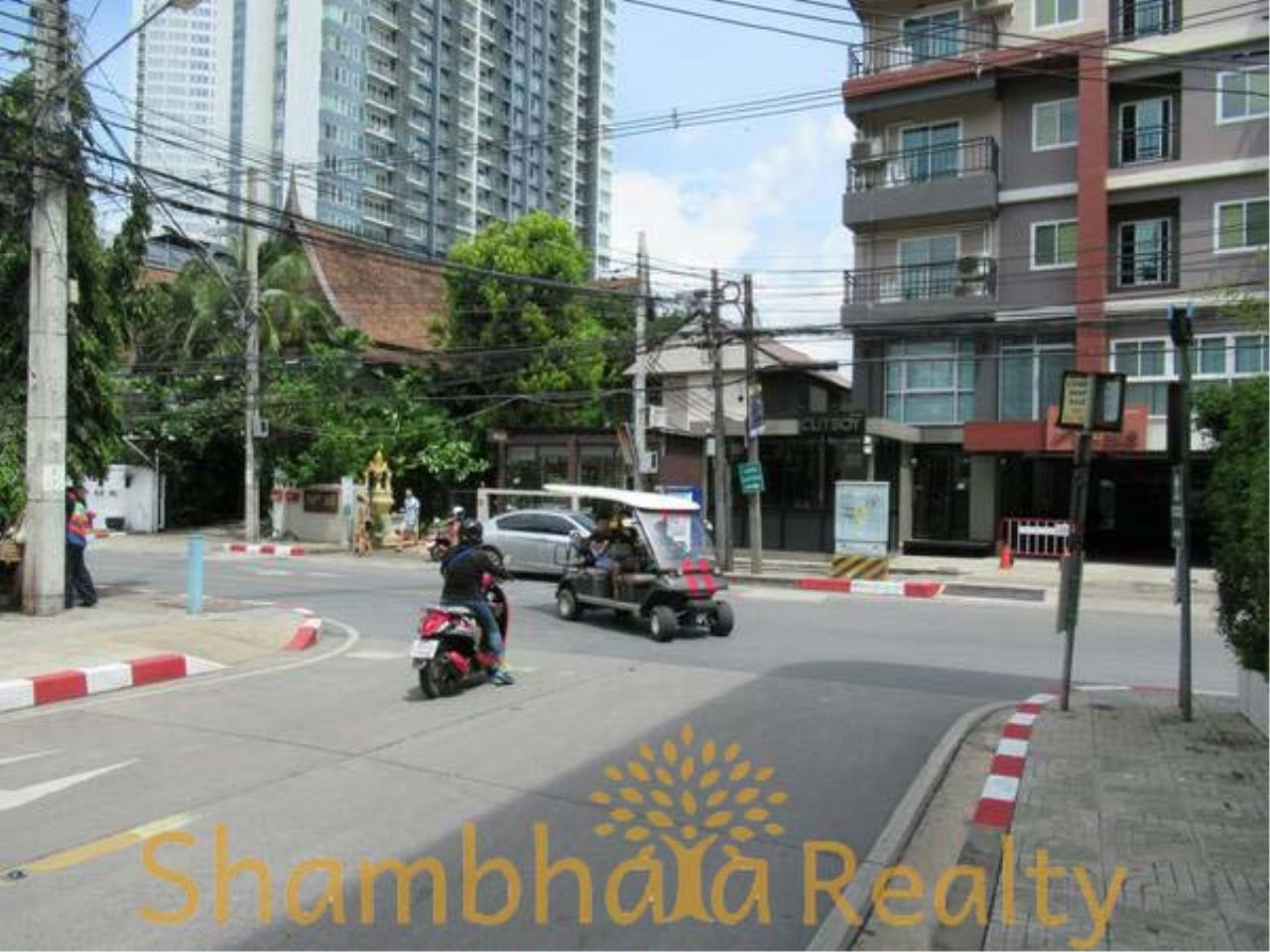 Shambhala Realty Agency's Plus 38 Hip Condominium for Rent in Sukhumvit 38 17