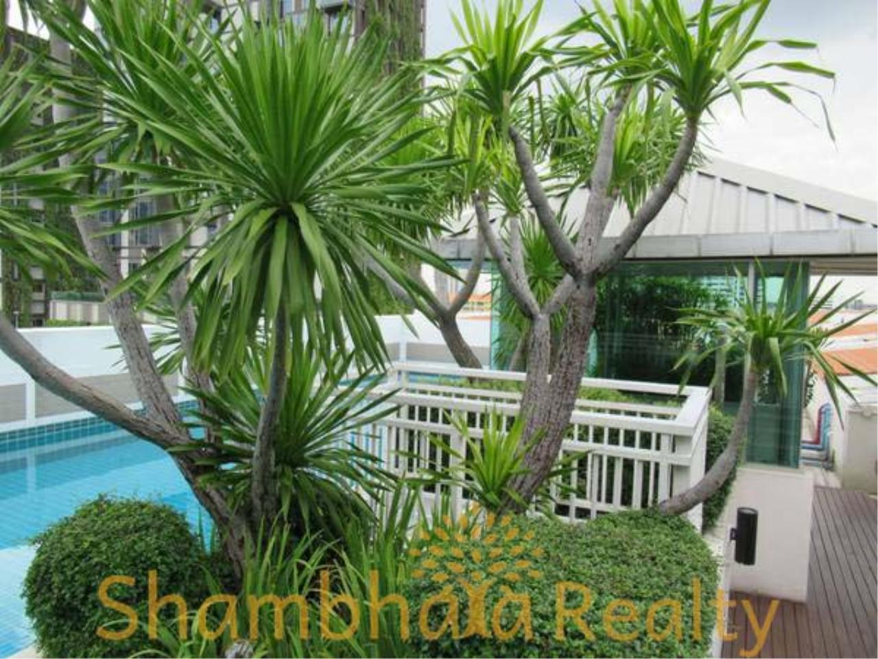 Shambhala Realty Agency's Plus 38 Hip Condominium for Rent in Sukhumvit 38 11