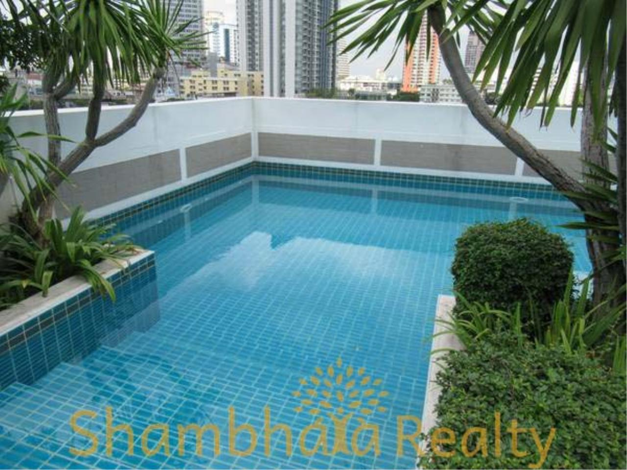 Shambhala Realty Agency's Plus 38 Hip Condominium for Rent in Sukhumvit 38 13