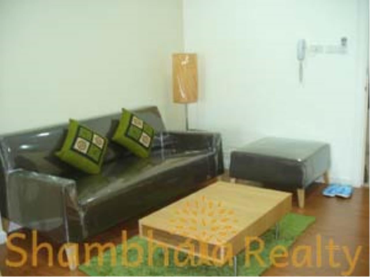 Shambhala Realty Agency's Lumpini Suite Sukhumvit 41 Condominium for Rent 2