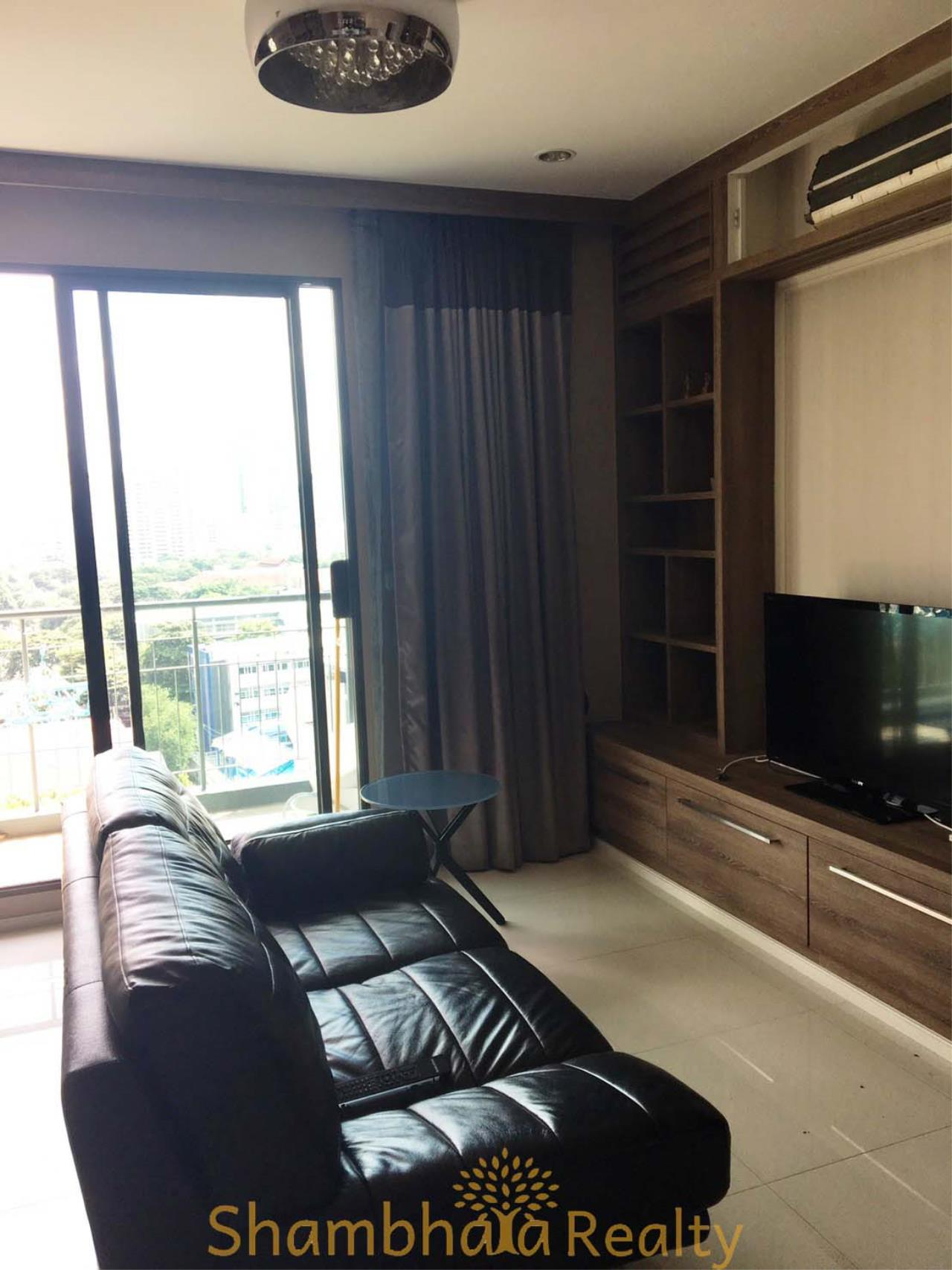 Shambhala Realty Agency's Villa Asoke Condominium for Rent 3