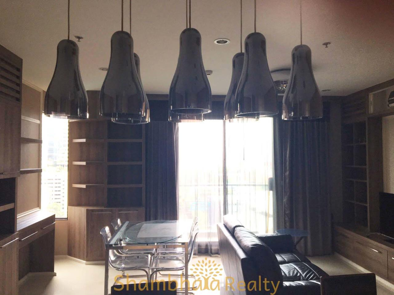 Shambhala Realty Agency's Villa Asoke Condominium for Rent 4
