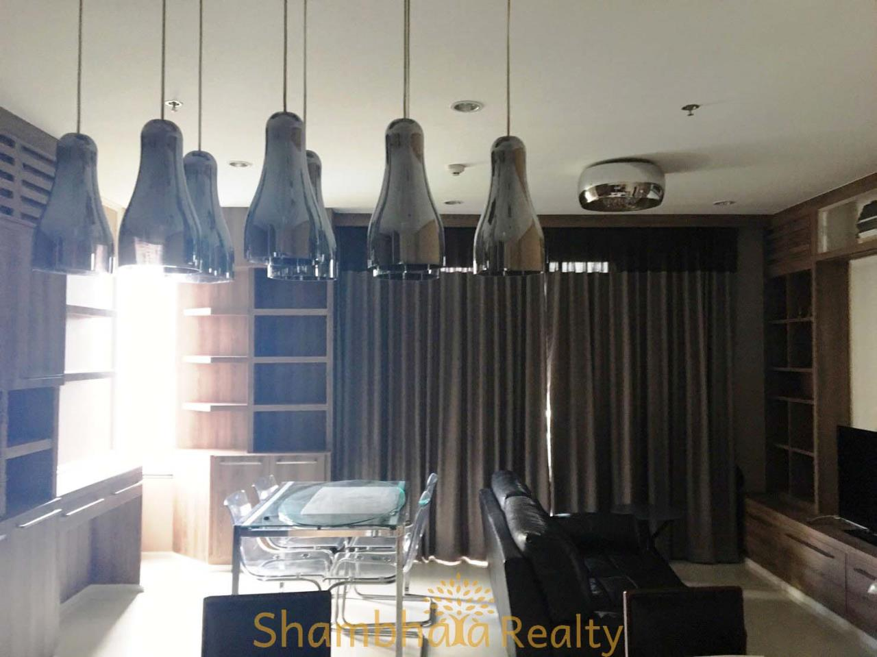 Shambhala Realty Agency's Villa Asoke Condominium for Rent 5