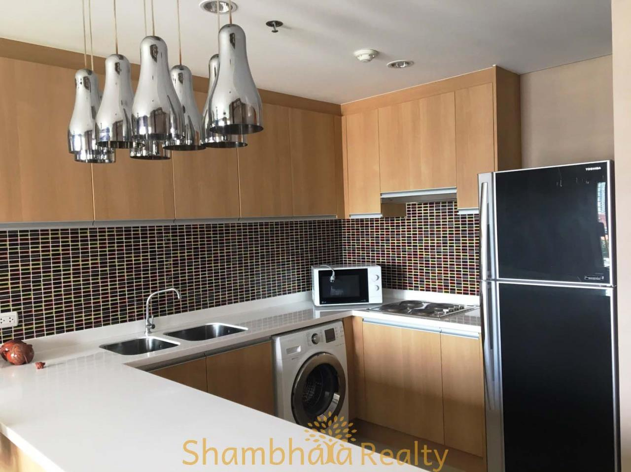 Shambhala Realty Agency's Villa Asoke Condominium for Rent 1