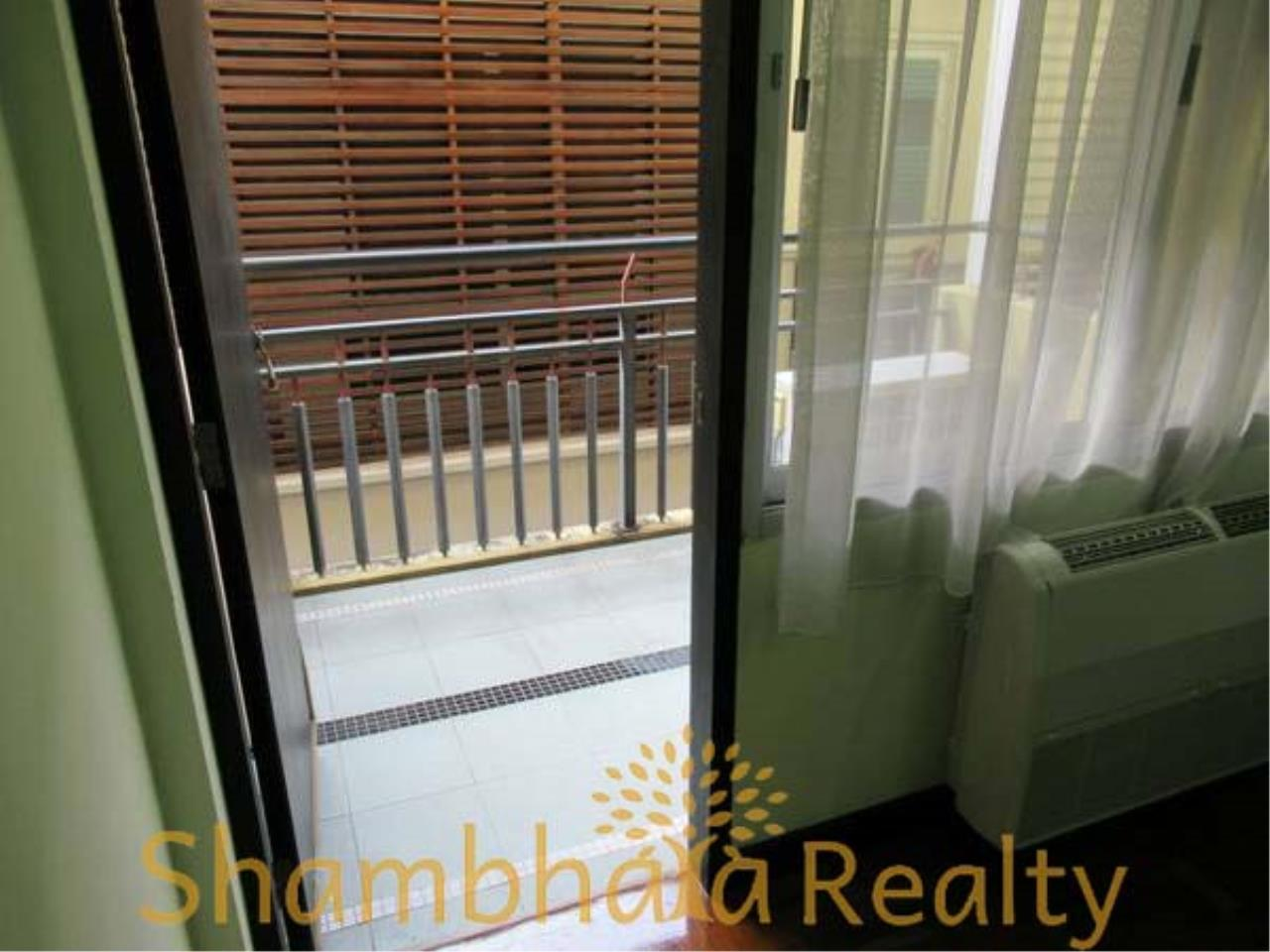 Shambhala Realty Agency's Apartment For Rent Condominium for Rent in Thonglor 24
