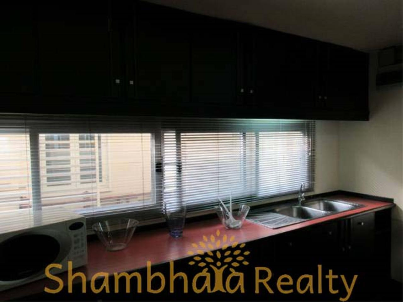 Shambhala Realty Agency's Apartment For Rent Condominium for Rent in Thonglor 1