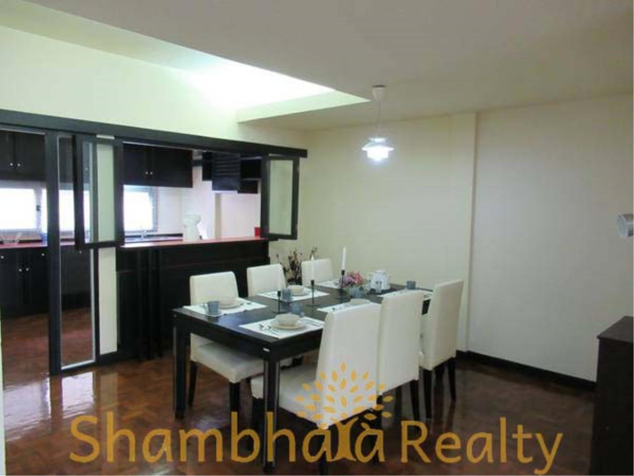 Shambhala Realty Agency's Apartment For Rent Condominium for Rent in Thonglor 6
