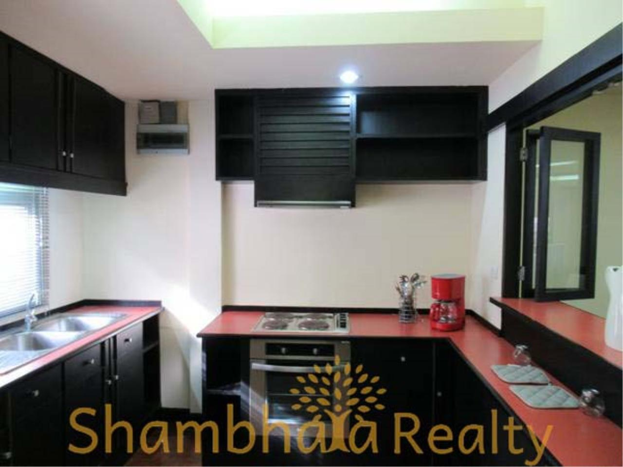 Shambhala Realty Agency's Apartment For Rent Condominium for Rent in Thonglor 2