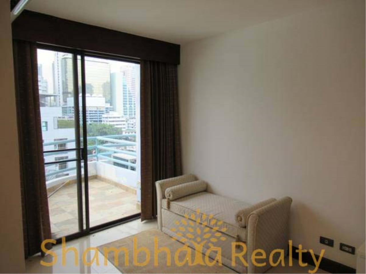 Shambhala Realty Agency's Pearl Garden Condominium for Rent in Silom/Sathorn 11