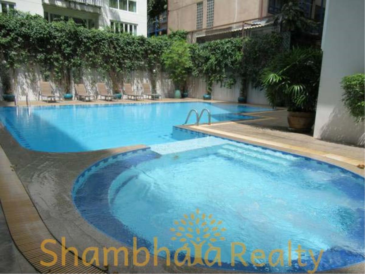 Shambhala Realty Agency's Pearl Garden Condominium for Rent in Silom/Sathorn 21