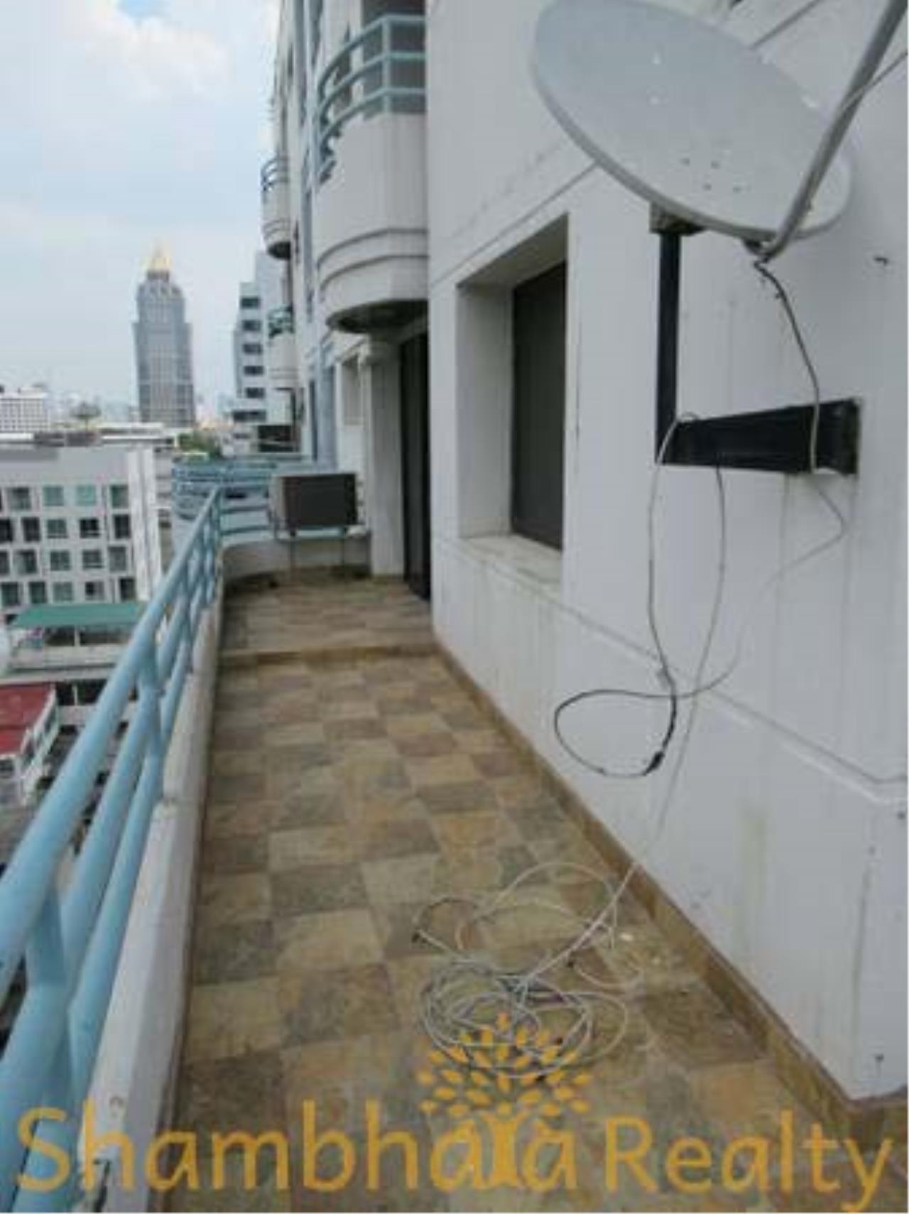 Shambhala Realty Agency's Pearl Garden Condominium for Rent in Silom/Sathorn 6
