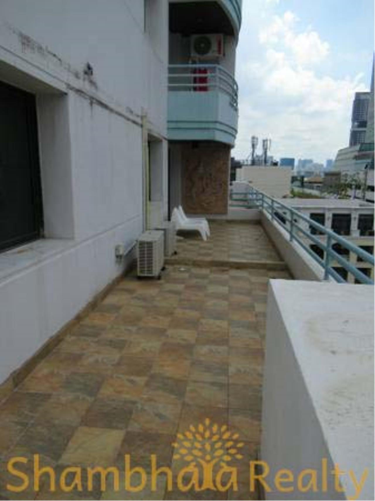 Shambhala Realty Agency's Pearl Garden Condominium for Rent in Silom/Sathorn 4