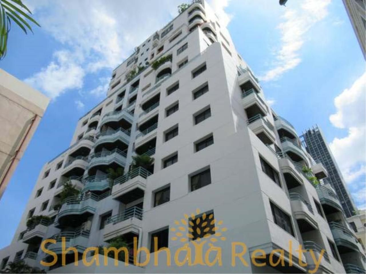 Shambhala Realty Agency's Pearl Garden Condominium for Rent in Silom/Sathorn 22