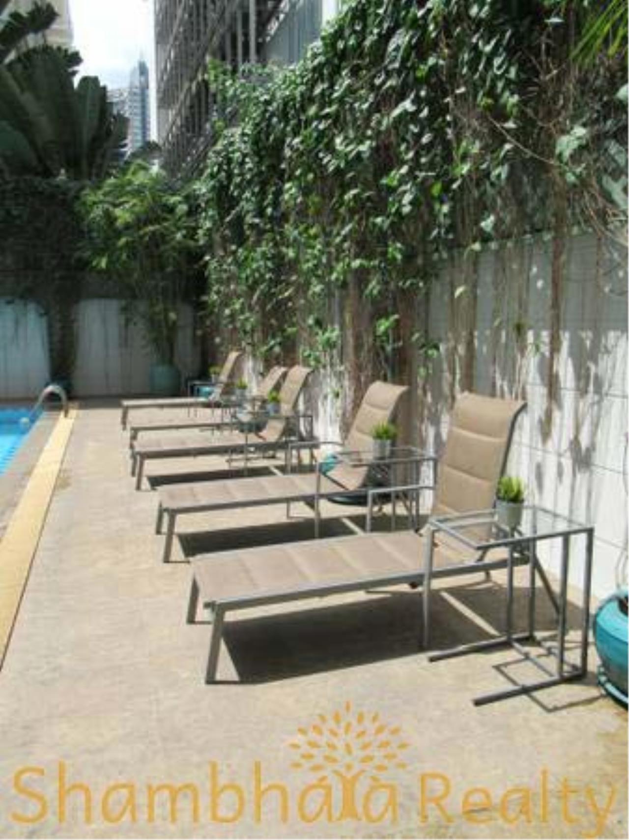 Shambhala Realty Agency's Pearl Garden Condominium for Rent in Silom/Sathorn 20