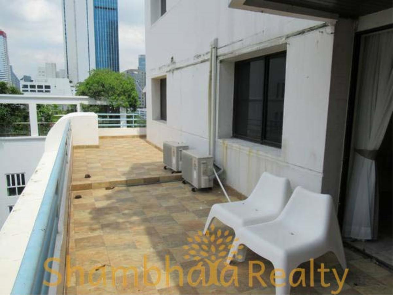 Shambhala Realty Agency's Pearl Garden Condominium for Rent in Silom/Sathorn 5