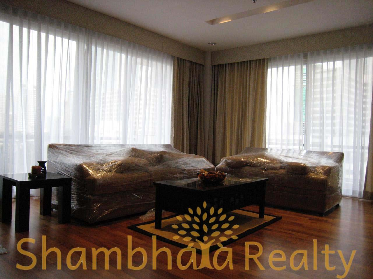 Shambhala Realty Agency's Narathorn Place Condominium for Sale 2