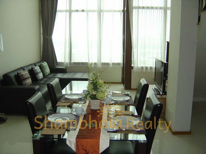 Shambhala Realty Agency's The Emporio Place 1 Bedroom Duplex River View 55K 1