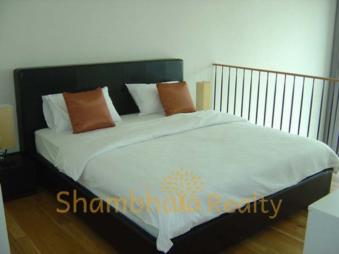 Shambhala Realty Agency's The Emporio Place 1 Bedroom Duplex River View 55K 5