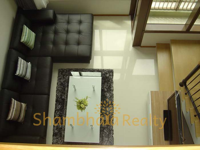 Shambhala Realty Agency's The Emporio Place 1 Bedroom Duplex River View 55K 8