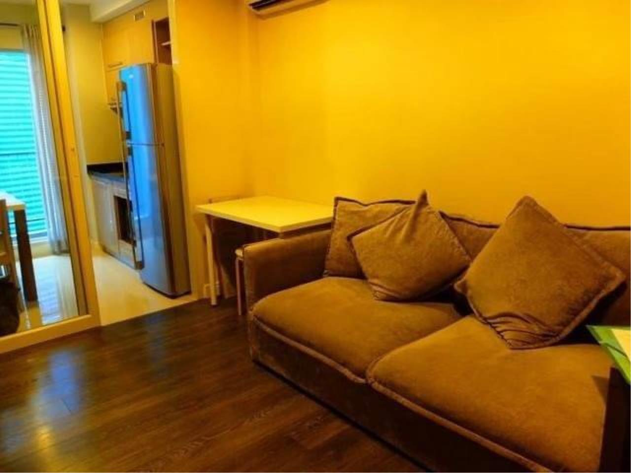 Agent - Phapayawarin Agency's For Rent/ Sale! : THE CREST 49 , BTS Thonglor , 35 sq.m , 1 bed 1baht 2