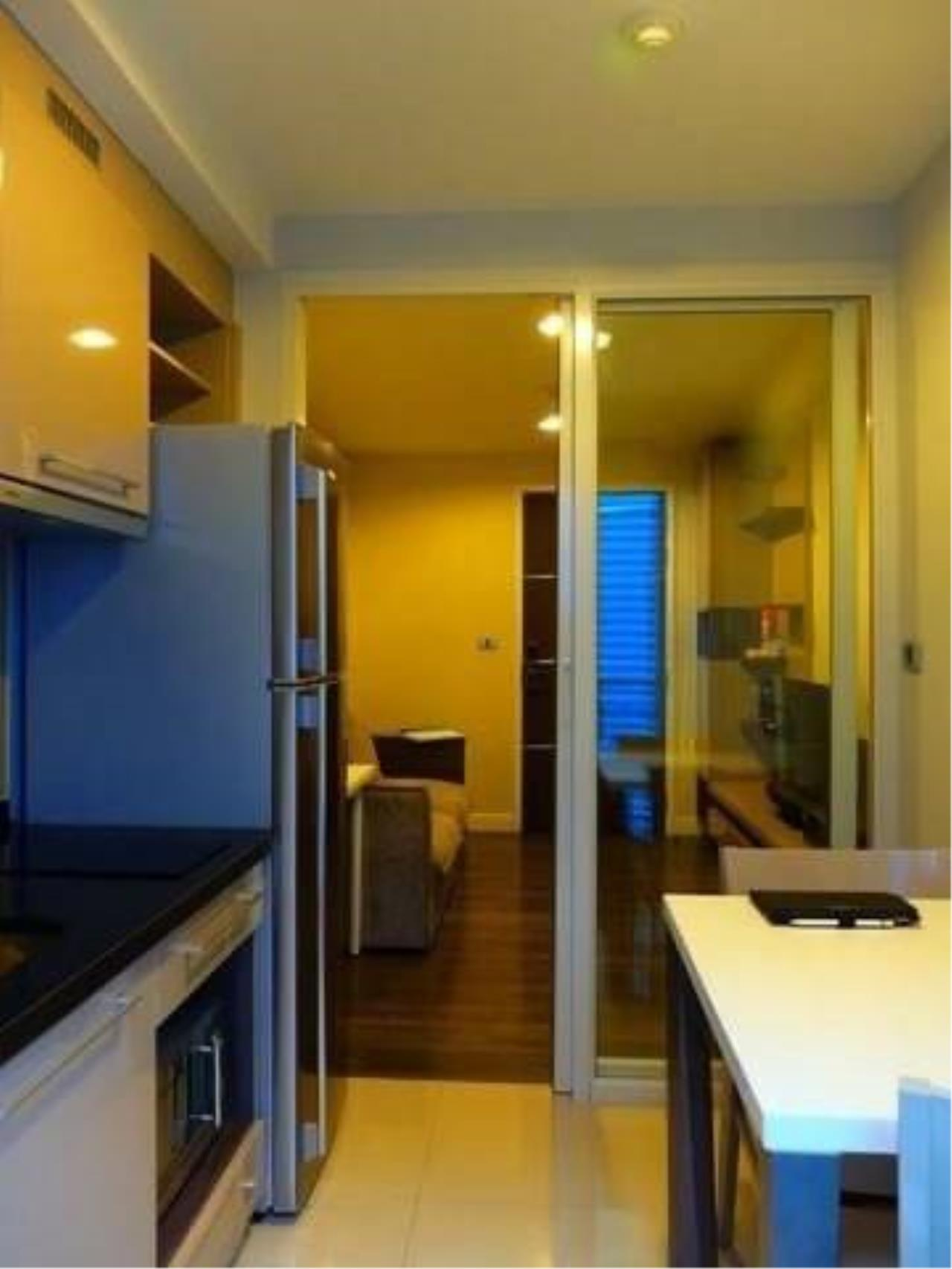 Agent - Phapayawarin Agency's For Rent/ Sale! : THE CREST 49 , BTS Thonglor , 35 sq.m , 1 bed 1baht 5