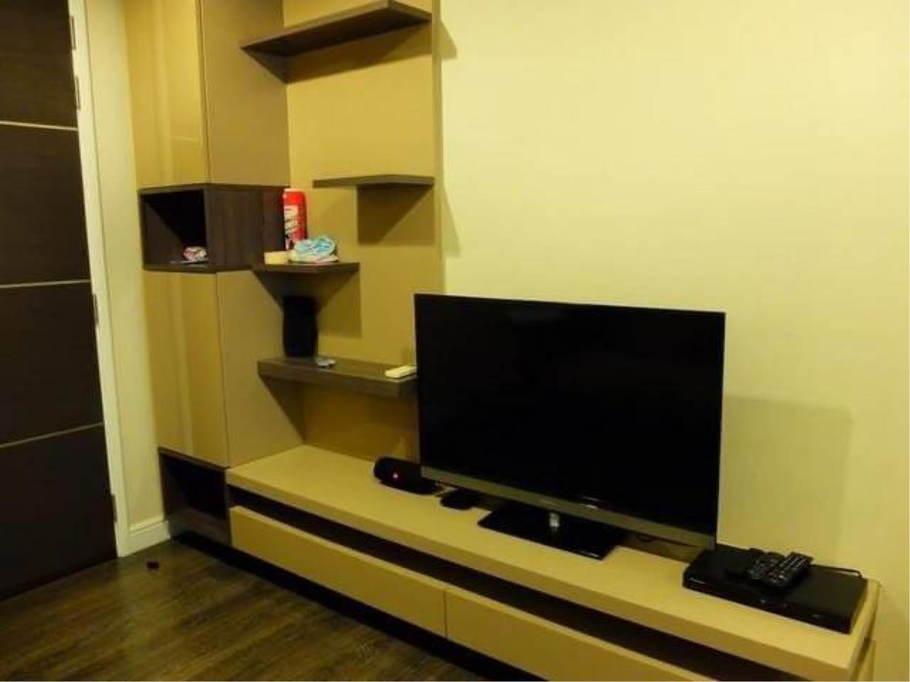 Agent - Phapayawarin Agency's For Rent/ Sale! : THE CREST 49 , BTS Thonglor , 35 sq.m , 1 bed 1baht 8