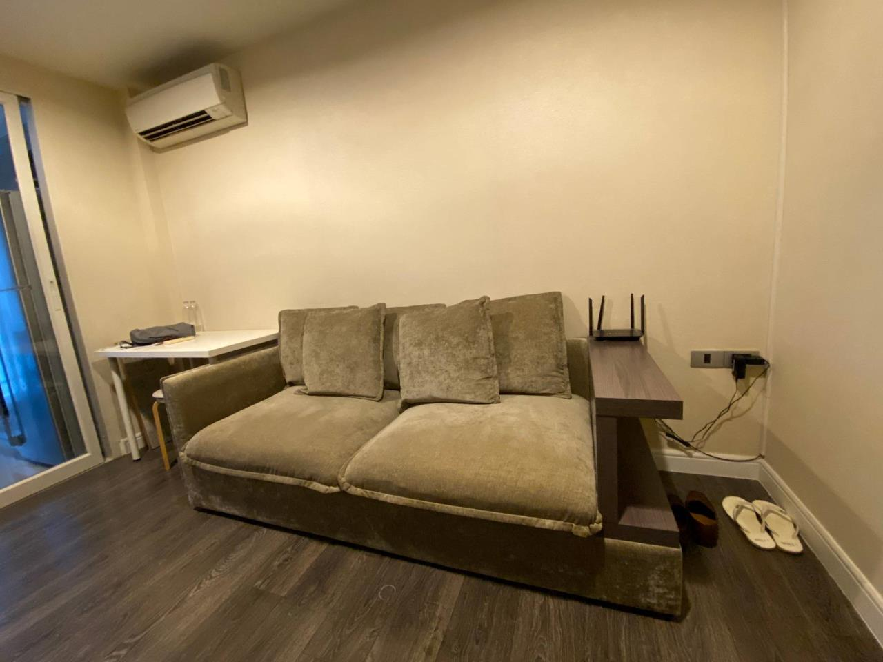 Agent - Phapayawarin Agency's For Rent  The Crest Sukhumvit 49, BTS  Thonglor , 1 bedroom1 bathroom, 35 sq.m. . 1