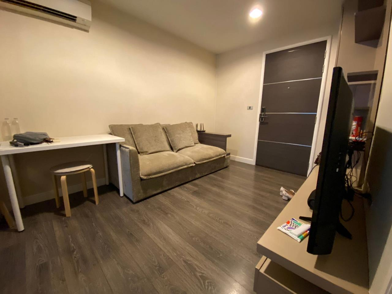 Agent - Phapayawarin Agency's For Rent  The Crest Sukhumvit 49, BTS  Thonglor , 1 bedroom1 bathroom, 35 sq.m. . 8