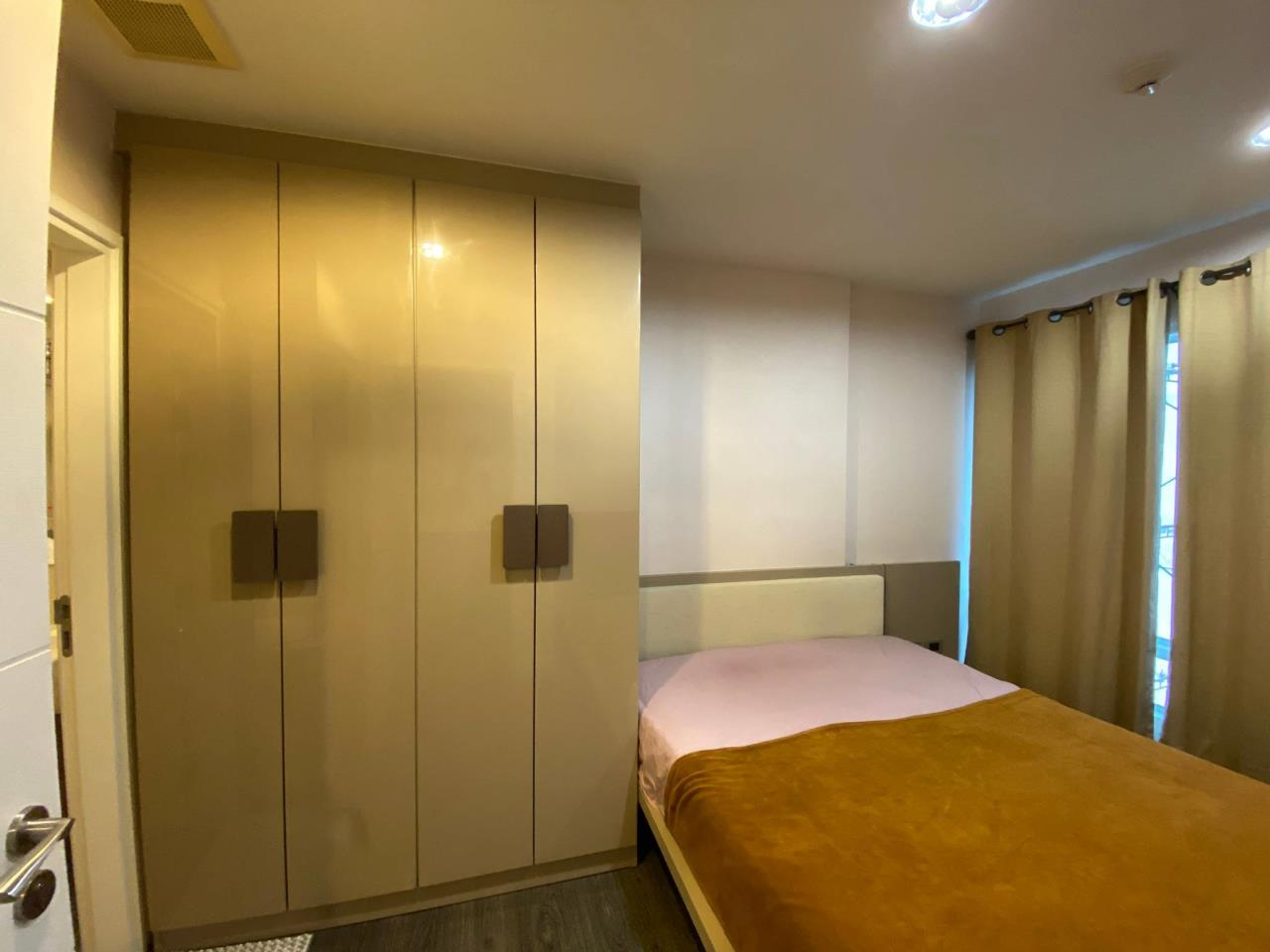 Agent - Phapayawarin Agency's For Rent  The Crest Sukhumvit 49, BTS  Thonglor , 1 bedroom1 bathroom, 35 sq.m. . 9