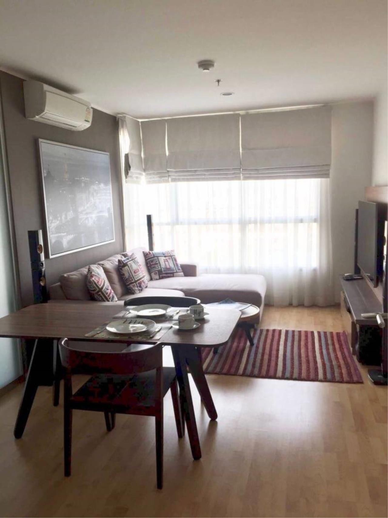 Agent - Phapayawarin Agency's For Rent/Sale!  U Delight Residence , Pattanakarn 10, 1 bedroom 1 bathroom,  35 sq.m    1