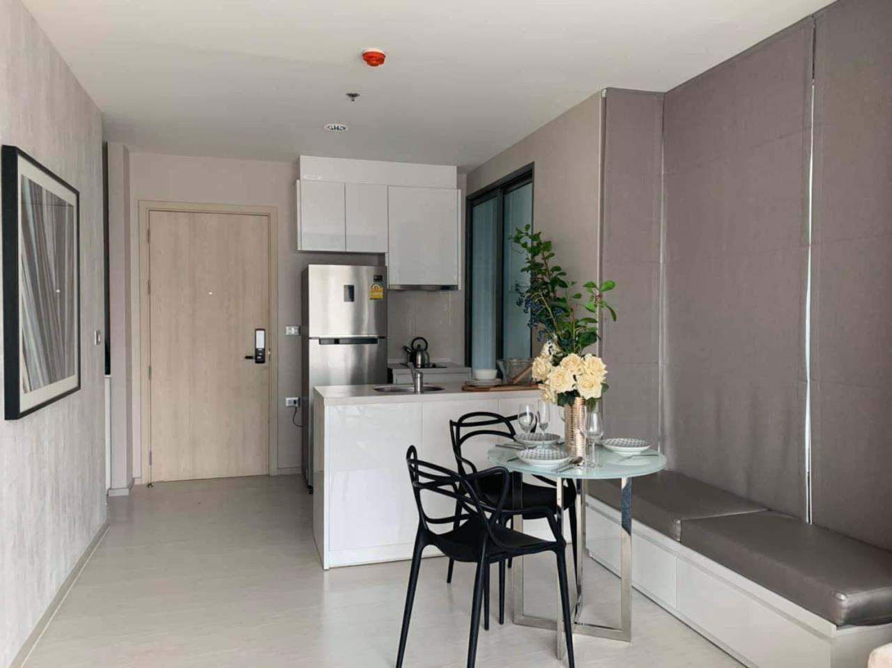 Agent - Phapayawarin Agency's For Rent***Rhythm Sukhumvit 42, 48 sq.m,1 bedroom 1 bathroom, BTS Ekamai 3