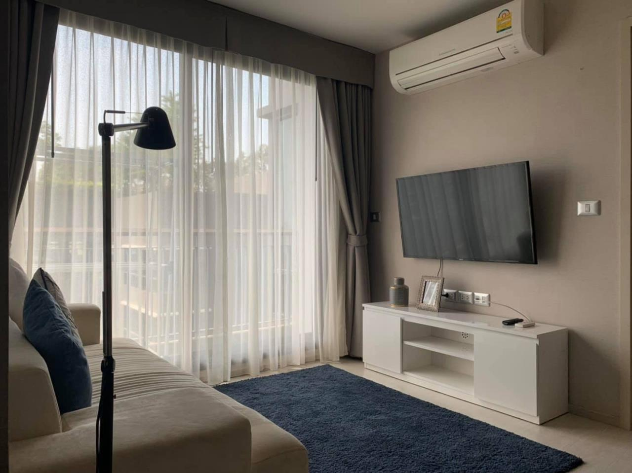 Agent - Phapayawarin Agency's For Rent***Rhythm Sukhumvit 42, 48 sq.m,1 bedroom 1 bathroom, BTS Ekamai 4