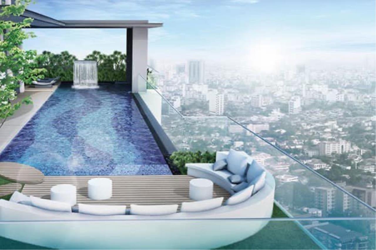 Agent - Phapayawarin Agency's For Rent***Rhythm Sukhumvit 42, 48 sq.m,1 bedroom 1 bathroom, BTS Ekamai 9