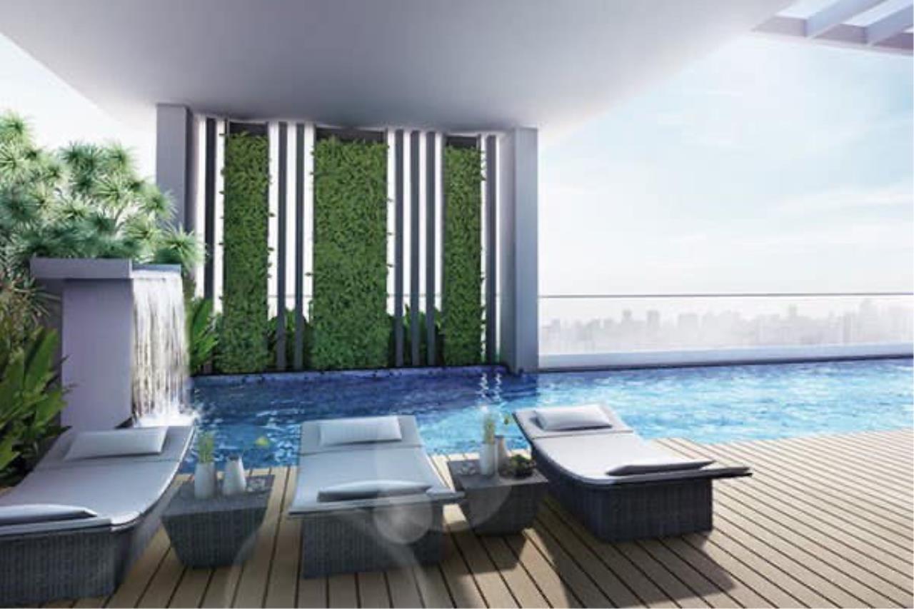 Agent - Phapayawarin Agency's For Rent***Rhythm Sukhumvit 42, 48 sq.m,1 bedroom 1 bathroom, BTS Ekamai 12