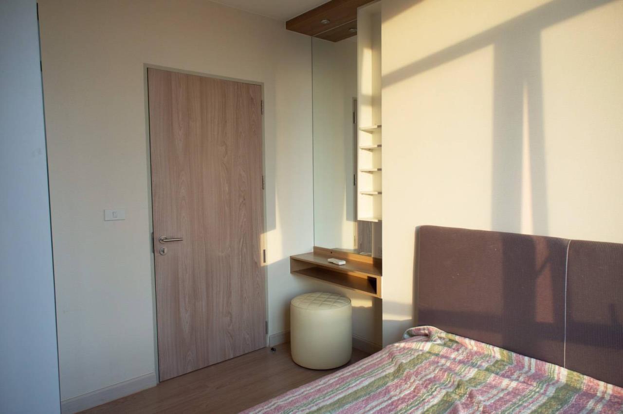 Agent - Phapayawarin Agency's For Rent***The Capital Ratchaprarop-Vibhavadi, 60 Sq.m., 2 Bedroom 2 Bathroom, Corner Unit  8