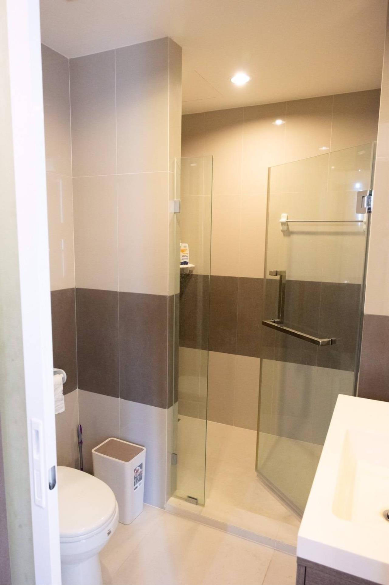 Agent - Phapayawarin Agency's For Rent***The Capital Ratchaprarop-Vibhavadi, 60 Sq.m., 2 Bedroom 2 Bathroom, Corner Unit  15