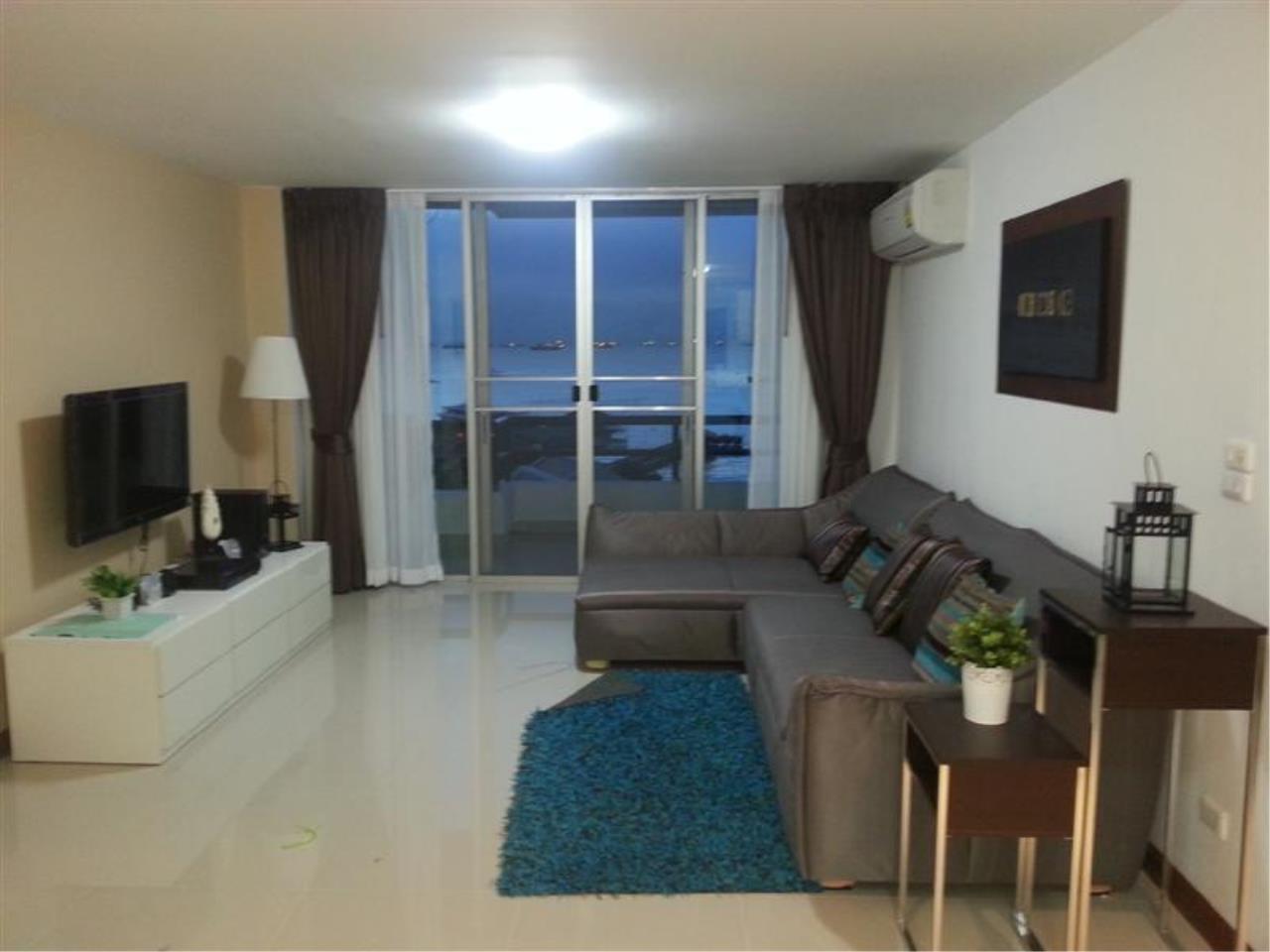 Agent - Phapayawarin Agency's For Rent***Rama Harbour View, Panoramic Sea View, Sriracha, 125 Sq.m., 2 Bedroom 2 Bathroom 1