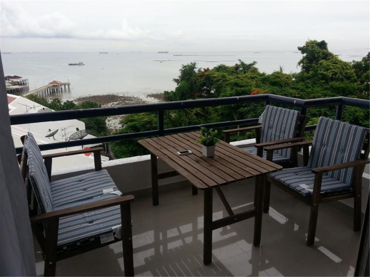 Agent - Phapayawarin Agency's For Rent***Rama Harbour View, Panoramic Sea View, Sriracha, 125 Sq.m., 2 Bedroom 2 Bathroom 2