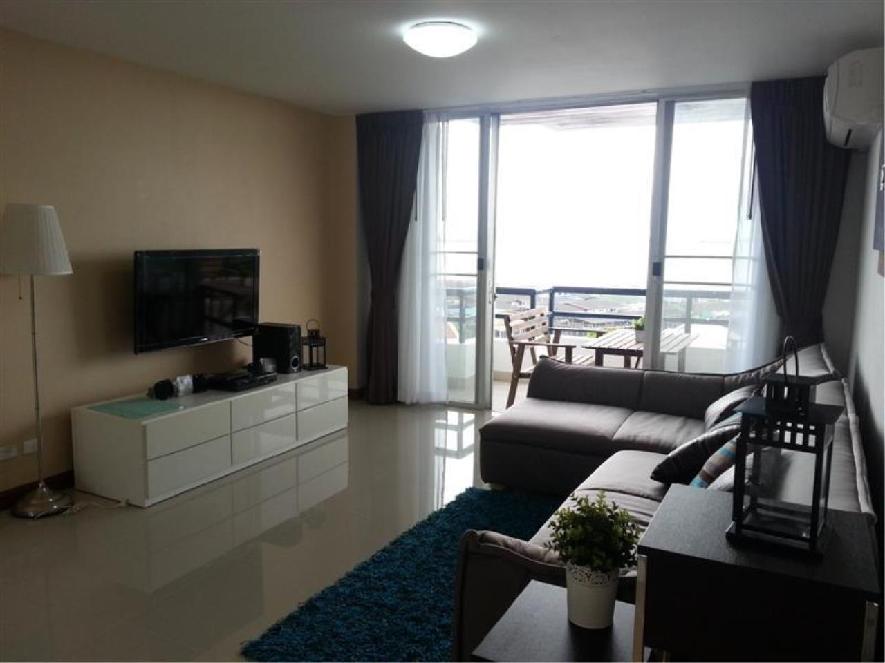 Agent - Phapayawarin Agency's For Rent***Rama Harbour View, Panoramic Sea View, Sriracha, 125 Sq.m., 2 Bedroom 2 Bathroom 3